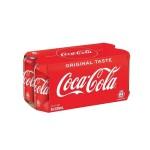 貓奴生活雜貨-可口可樂-原味-Coca-Cola-330ml-八罐裝-2122-飲品-寵物用品速遞