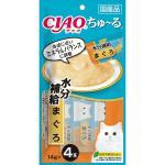 INABA-CIAO-日本CIAO肉泥餐包-水分補給-金槍魚肉醬-56g-SC-179-藍橙-CIAO-INABA-寵物用品速遞