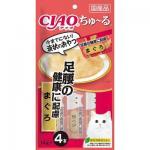INABA-CIAO-日本CIAO肉泥餐包-足腰健康配慮-金槍魚肉醬-56g-SC-169-CIAO-INABA-寵物用品速遞